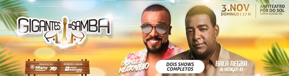 RACA NEGRA E AMIGOS + BAILE DO NEGO VEIO