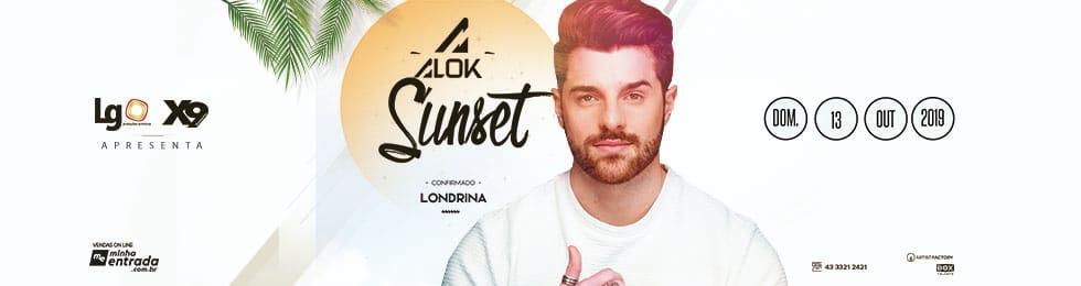 ALOK SUNSET