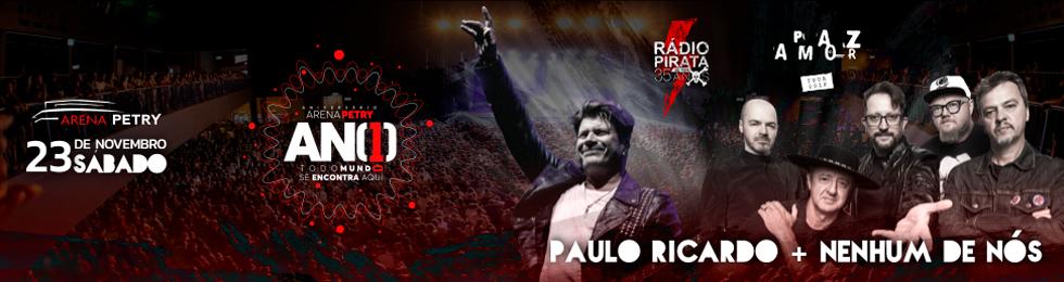 PAULO RICARDO + NENHUM DE NOS