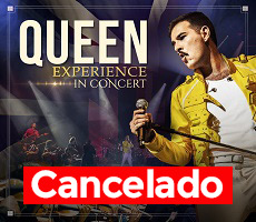 QUEEN EXPERIENCE IN CONCERT - SANTA MARIA / |RS|