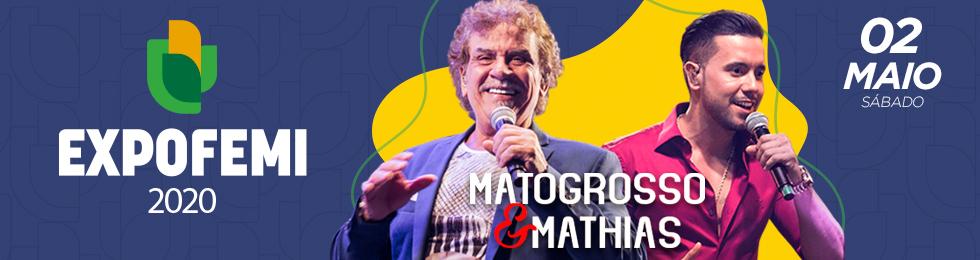 ADIADO -MATOGROSSO E MATHIAS - FEMI 2020