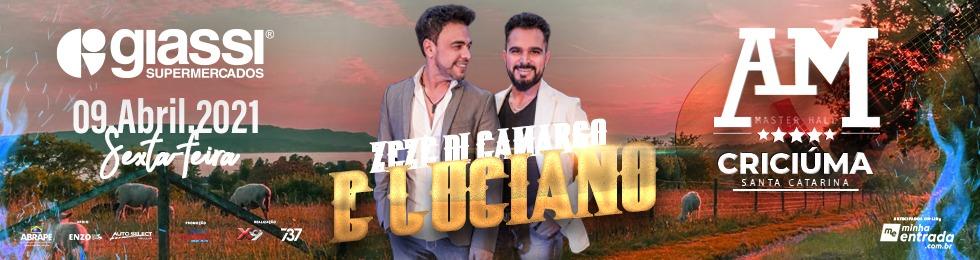 ZEZE DI CAMARGO E LUCIANO - CRICIUMA/SC