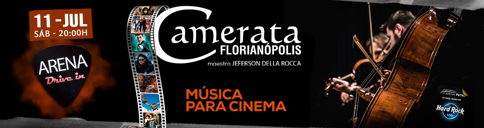 MUSICA PARA CINEMA - CAMERATA  DRIVE-IN 