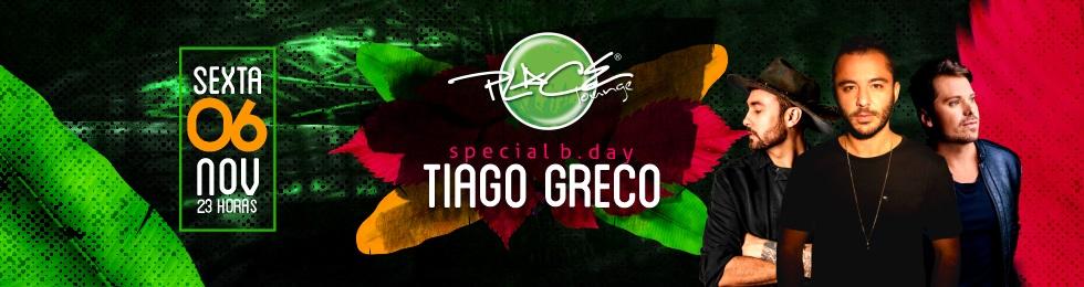 BDAY TIAGO GRECO
