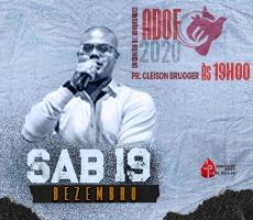 19/12 PR. CLEISON BRUGGER - ENCONTRO DE ADORADORES ADOF 2020