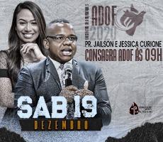 19/12  CONSAGRA - PR JAILSON E JESSICA CURIONE - ADOF 2020
