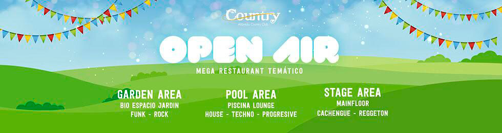 PIEDRA LISA PRES. COUNTRY OPEN AIR