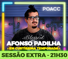 31/01 SESSãO EXTRA - AFONSO PADILHA