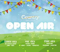 30/01 PIEDRA LISA PRES. COUNTRY OPEN AIR