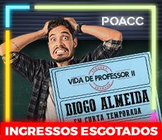 DIOGO ALMEIDA - VIDA DE PROFESSOR |II|