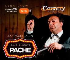 LEO PACELLA EN COUNTRY ATLANTIDA