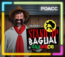 29/06 STAND UP BAGUAL DO GAUD