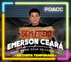 06/07 EMERSON CEARA - SEM FREIO
