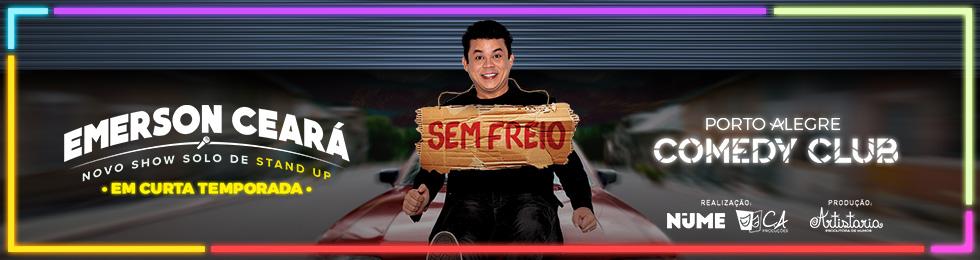 07/07 EMERSON CEARA - SEM FREIO