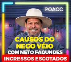10/07 NETO FAGUNDES - CAUSOS DO NEG VEIO
