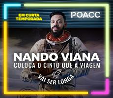 27/07 NANDO VIANA / COLOCA O CINTO
