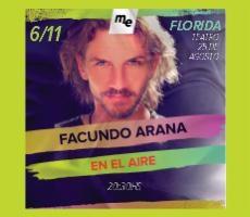 FACUNDO ARANA EN FLORIDA