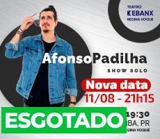 AFONSO PADILHA - SHOW SOLO