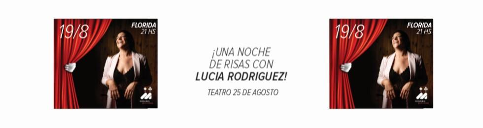 LUCIA RODRIGUEZ EN FLORIDA
