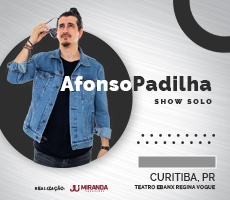 24/08 AFONSO PADILHA - SHOW SOLO