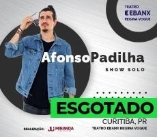 17/08 AFONSO PADILHA - SHOW SOLO