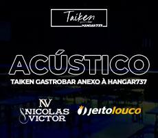 NICOLAS E VICTOR + JEITO LOUCO