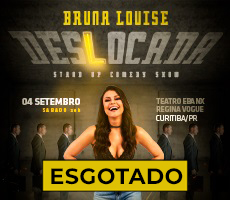 04/09 BRUNA LOUISE - DESLOCADA