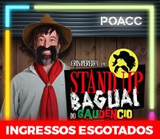 28/09 CRIS PEREIRA - STAND UP BAGUAL DO
