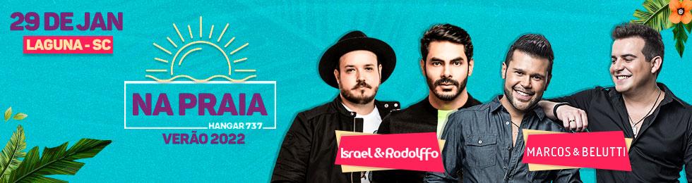 29/01 ISRAEL E RODOLFO + MARCOS E BELUTT