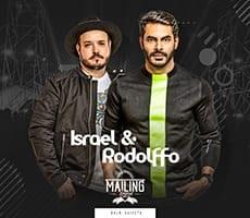 ISRAEL E RODOLFFO