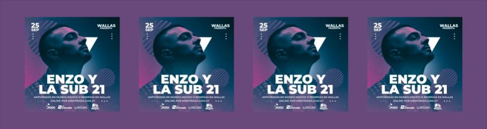 ENZO Y LA SUB 21
