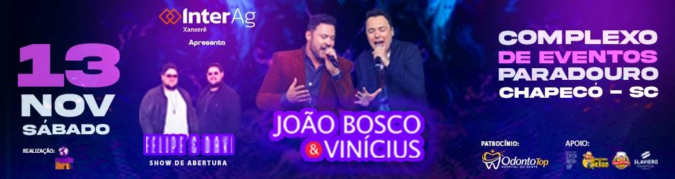 JOAO BOSCO E VINICIUS