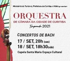ORQUESTRA DE CAMARA DA CIDADE DE CURITIB