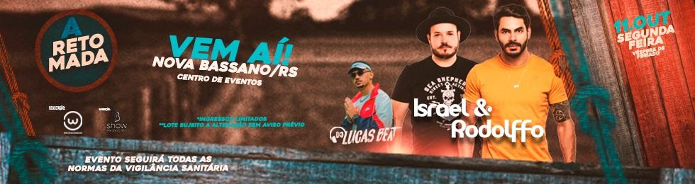 ISRAEL E RODOLFFO + DJ LUCAS BEAT