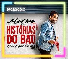 ALORINO EM: HISTÓRIAS DO BAÚ - SHOW ESPE