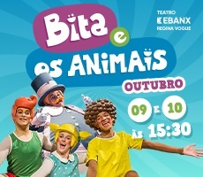 09/10 BITA E OS ANIMAIS