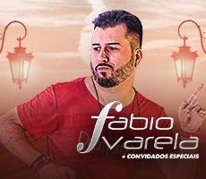 GRAVACAO DVD - FABIO VARELA