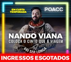 NANDO VIANA / COLOCA O CINTO QUE A VIAGE