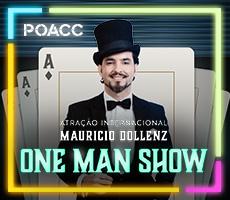 MAURICIO DOLLENZ / ONE MAN SHOW