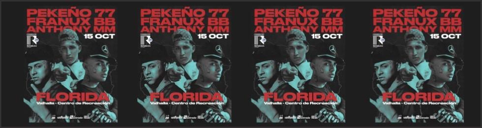 PEKEñO 77 / FRANUX BB / ANTHONY MM
