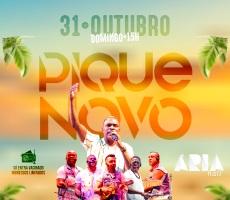 RODA DE SAMBA - PIQUE NOVO