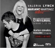 VALERIA LYNCH & MARIANO MARTÍNEZ  INTIMO