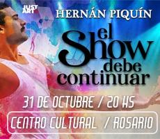 HERNAN PIQUIN EL SHOW DEBE CONTINUAR