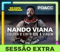 SESSAO EXTRA / NANDO VIANA / COLOCA O CI