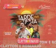 TARDEZINHA CLAYTON E ROMARIO
