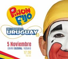 PIÑON FIJO RECORRIENDO URUGUAY ROSARIO