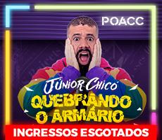 JÚNIOR CHICÓ / TESTANDO DE NOVO