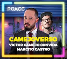 VÍCTOR CAMEJO / TENTANDO NÃO VIRAR MENDIGO