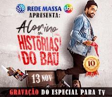 13/11 ALORINO: EM HISTÓRIA DO BAÚ