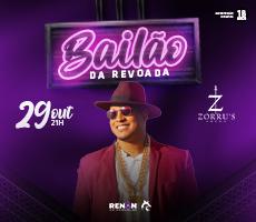 BAILE DA REVOADA 29/10